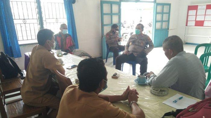 Tangkal Karhutla, Polres Sekadau Gandeng Pihak Desa Dalam Upaya Pencegahannya