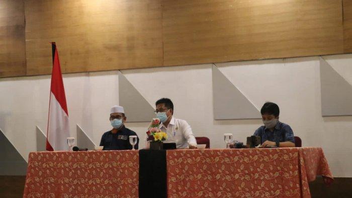 Apresiasi Program FIP-1 Bekerjasama dengan POKJA REDD+ Kalbar, Berikut Paparan Sekda Leysandri