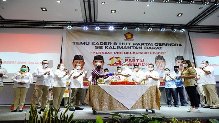 Terima Kunjungan Ahmad Muzani, Yuliansyah Persiapkan Hadapi Pilpres, Pileg dan Pilkada
