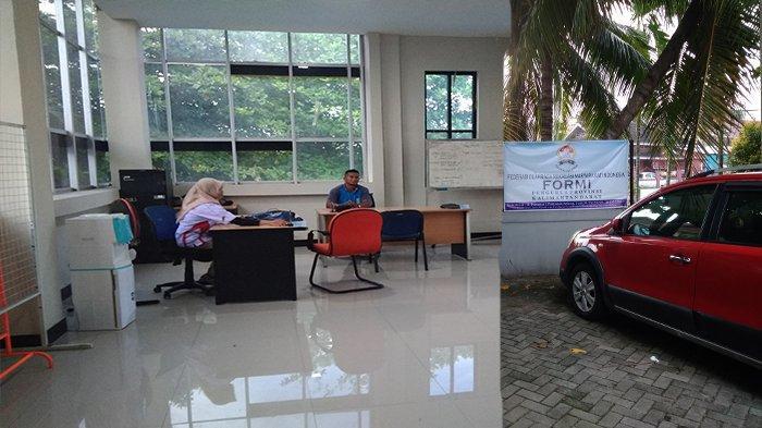 ALAMAT Sekretariat Federasi Olahraga Rekreasi Masyarakat Indonesia (FORMI) Kalbar