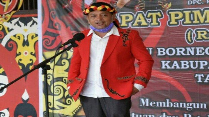 Sekjen DAD Sanggau Urbanus Apresiasi Adanya Website PPID