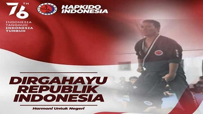 Cabang Hapkido Kalbar Sumbang Dua Medali pada Eksibisi PON XX Papua