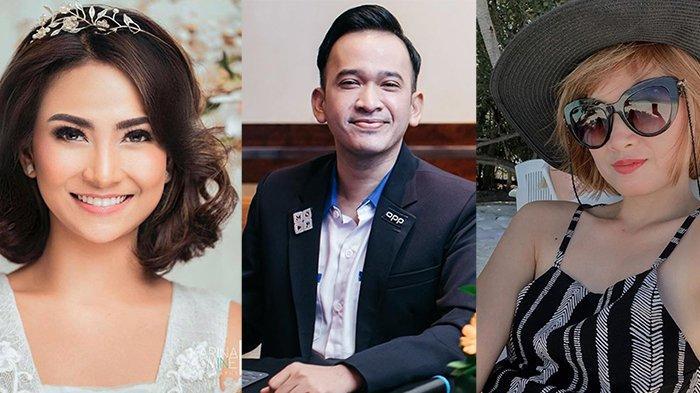 Selain Vanessa Angel, Ruben Onsu Dikabarkan Pernah Pacaran dengan 4 Artis Cantik Ini, Siapa Mereka?