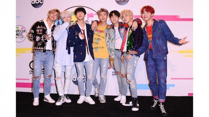 Selalu Menakjubkan, Inilah Style Unik  Member BTS, Jin yang Sederhana hingga Suga Swag Abis