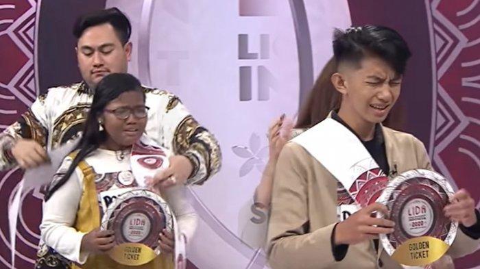 SELAMAT! Angga Maulana dan Shakia Azzahra Terpilih Wakili Kalbar di LIDA Liga Dangdut Indonesia 2020