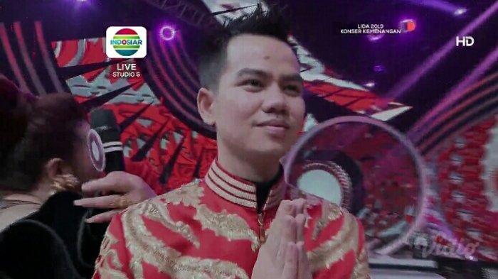Selamat! Faul dari Aceh Menjadi Juara LIDA 2019, Inilah Detik-detik Menegangkan Pengumuman Pemenang