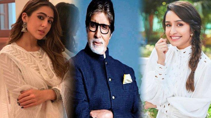Selamat Idul Fitri 2020 dari Sederet Artis Bollywood,Amitabh Bachchan hinggaSara Ali Khan
