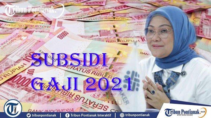 Penyebab Subsidi Gaji Rp 1 Juta Belum Cair, Cek Skema Pencairan BLT BPJS 2021 Kini Berbeda