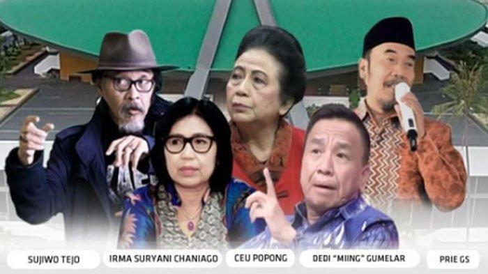 LIVE TVOne Pengganti ILC, Selamat Tinggal Senayan Catatan Demokrasi Kita Selasa (14/5) Jam 20.00 WIB