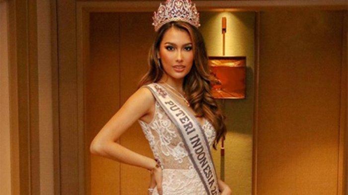 Selangkah Lagi Raih Miss Universe 2019, Puteri Indonesia Frederika Alexis Cull Lolos ke Top 10