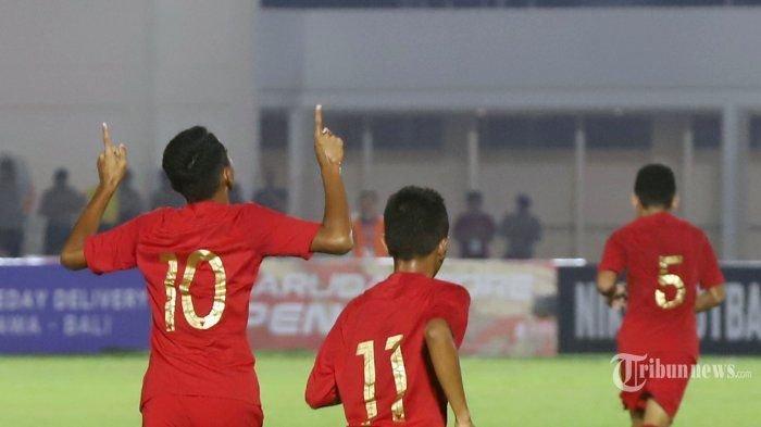 Hasil Indonesia Vs Brunei Tak Cukup Gusur China, SYARAT Indonesia U16 Lolos Babak Final Piala Asia
