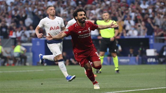 LIVE STREAMING Tottenham Vs Liverpool Babak II, Live Final Liga Champions Liverpool Menang Babak I