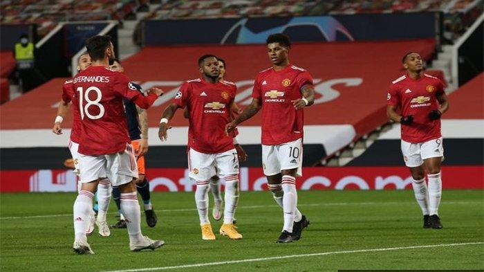 LIVE SCTV Manchester United Kontra Granada Malam Ini, Cek Starting Line-up Granada vs Man Utd