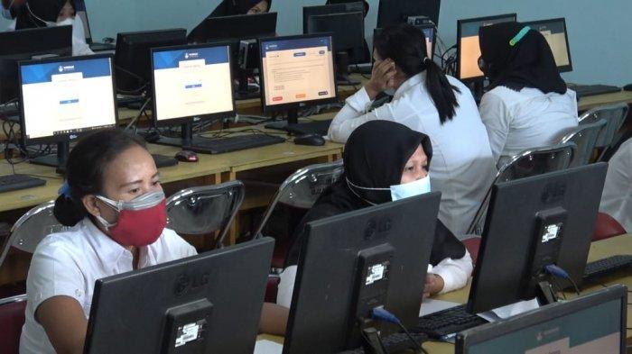 Keluhkan Teks Soal Panjang, Banyak Peserta Seleksi PPPK Guru di Ketapang Tak Lolos Passing Grade