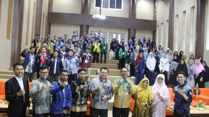 UNTAN Sukses Selenggarakan Acara Berskala Nasional FULDFEI V, Mahasiswi Padang Juara