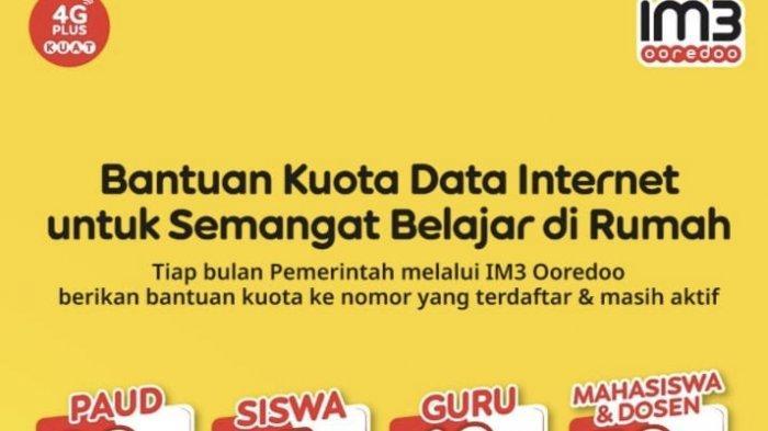 Bantuan Kuota Data Internet IM3 Ooredoo Bikin Siswa Semangat Belajar dari Rumah