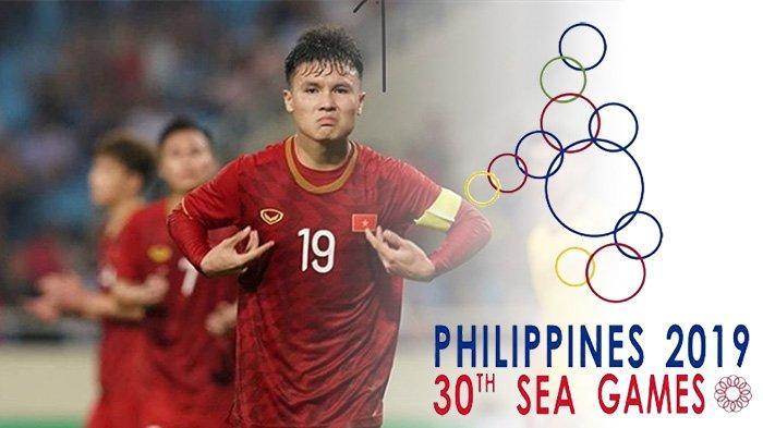 Update Skor Vietnam vs Kamboja Bola Sea Games 2019 - Cetak 2 Gol, Vietnam Bersiap Tantang Indonesia