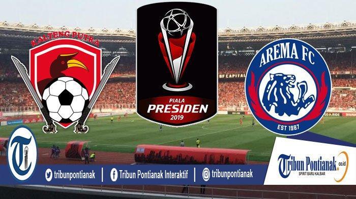 JUARA Bertahan Piala Presiden Tahun Lalu Tumbang, Arema FC Semakin Dekat Final Piala Presiden 2019