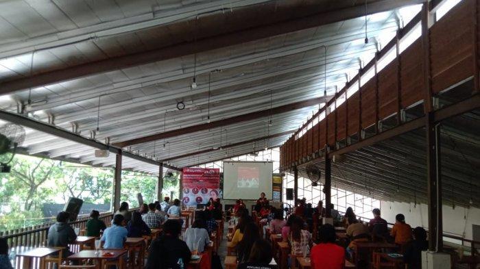 PMKRI Pontianak dan PMKRI Komisariat Untan Gelar Seminar Kebangsaan Peringatan Hari Kartini