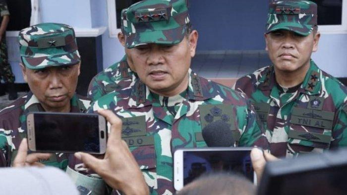Sempat Memanas! Panglima TNI Tegaskan Tak Akan Perang di Natuna