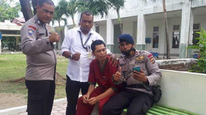Dua Tanda Ini Yakinkan Keluarga Bahwa Zainal Abidin Adalah Asep Polisi yang Hilang saat Tsunami Aceh