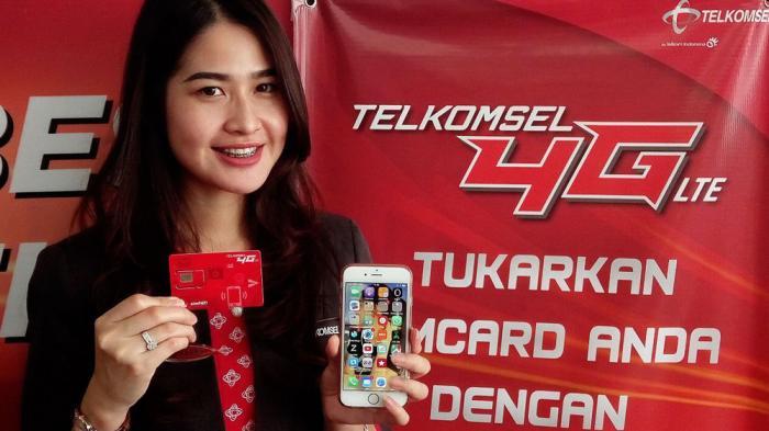 DAPATKAN KUOTA Gratis Telkomsel hingga 30 GB di Program Tukar SIM ke USIM 4G Cek Caranya Via Online