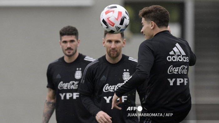 Live Streaming Argentina vs Peru, Lionel Messi Hanya Mampu Cetak Satu Gol di Tujuh Pertemuan