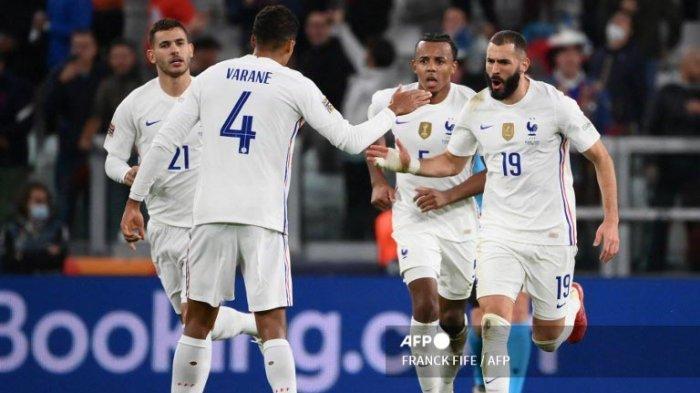 Jadwal Final UEFA Nations League Spanyol vs Prancis di San Siro, Siaran Langsung Pukul 01.45 WIB
