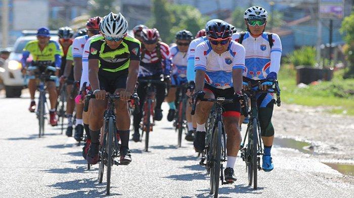 Goweser Tergila-gila Sepeda Lipat Brompton,Tetap Nyaman untuk Touring 254 Kilometer