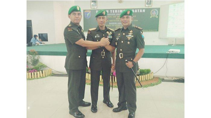 Letkol Inf Gede Setiawan Resmi Jabat Dandim 1204/Sanggau