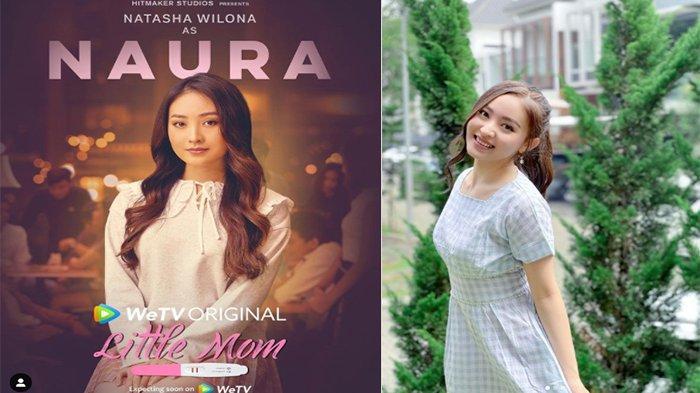 Hamil di Luar Nikah, Natasha Wilona Akui Series WeTV Terbarunya Sangat Menantang
