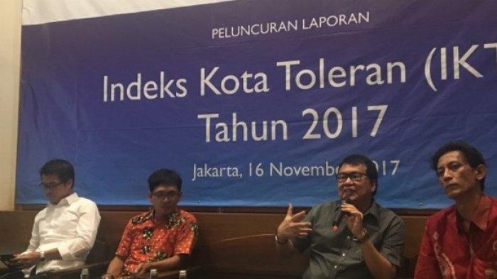 FKPELA Sanjung Warga Singkawang Berhasil Jaga Kerukunan