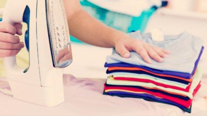 Tips Setrika Baju Agar Rapi dan Wangi, Hindari 7 Kesalahan Menyetrika Pakaian yang Sering Dilakukan