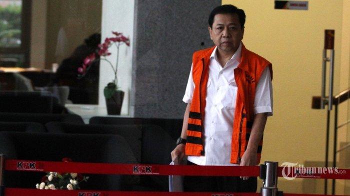 Menghalangi Penyidikan Kasus Korupsi Setya Novanto
