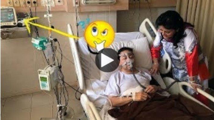Setya Novanto Terbaring di RS, Fotonya Tersebar, Warganet Temukan 7 Kejanggalan!