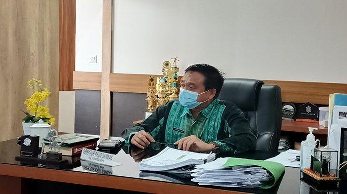 Direktur RSUD Sambas Berikan Penjelasan Tentang Pengumuman Tidak Menerima Rujukan Pasien COVID-19