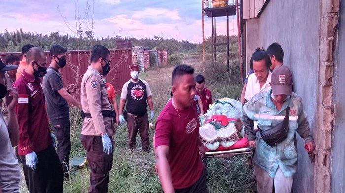 PLTU Tembilok Terbakar, Satu Karyawan Meninggal Dunia Setelah Melompat dari Ketinggian 12 Meter