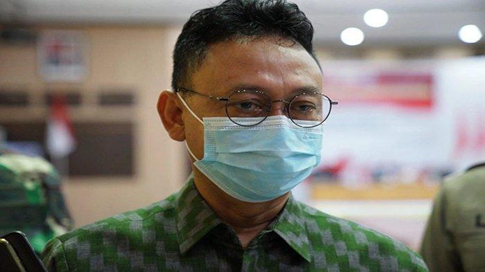 Hari Pertama Kerja Pasca 18 Hari Isolasi, Edi Rusdi Kamtono Bersyukur Bisa Sembuh dari Covid-19