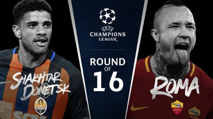 Shakhtar Donetsk vs AS Roma - Tantangan Berat Serigala Roma