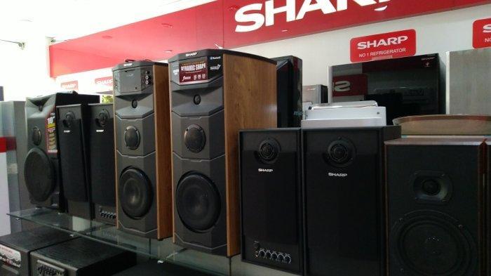 Khusus di Megamal, Konsumen Bisa Bawa Pulang Produk Elektronik Sharp dengan Harga Murah