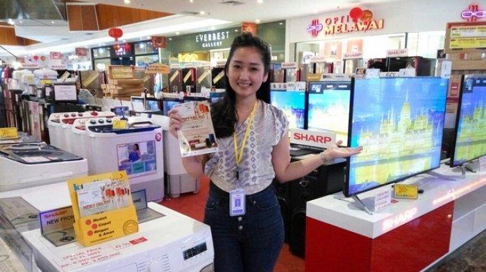 Bawa Potongan Iklan di Tribun Pontianak, Dapatkan Hadiah Menarik di Booth Pameran Sharp