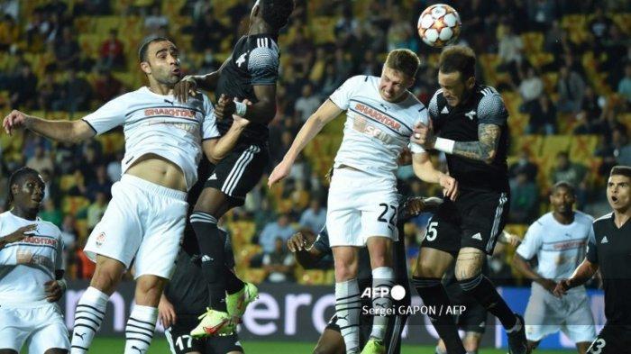 SHERIFF Tiraspol Wiki   Adama Traore Dkk Kalahkan Shakhtar Donetsk di Hasil Liga Champion Tadi Malam