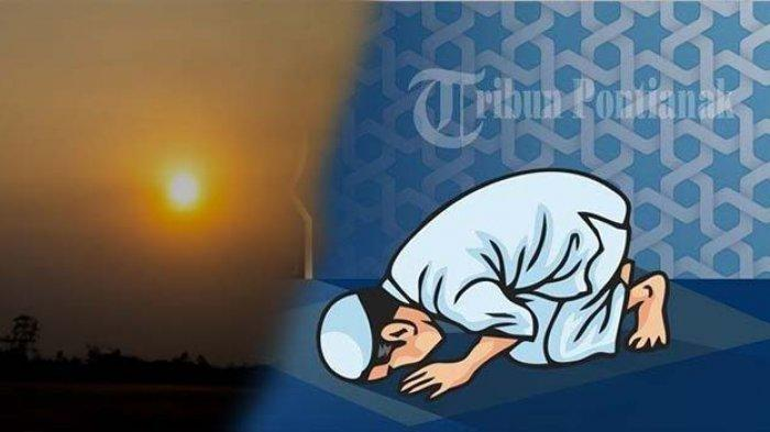 Niat Sholat Fajar atau Sholat Qobliyah Subuh, Sama atau Beda ? Dapat Keutamaan Dunia dan Seisinya