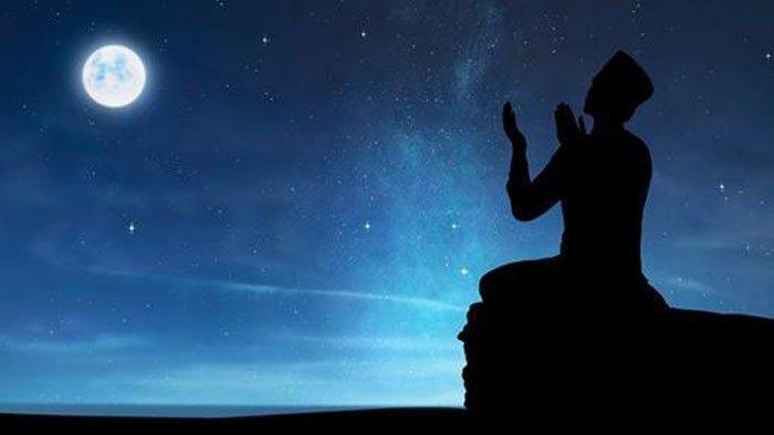 TATA CARA Sholat Tahajud Lengkap Bacaan Niat Sholat Tahajud Sendiri serta Doa Sesudah Sholat Tahajud