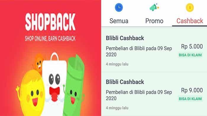 Cara Dapat Uang dari Aplikasi ShopBack, Bonus Ekstra Rp 750 ribu