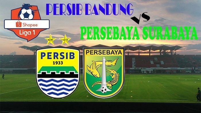 LIVE STREAMING Persib Vs Persebaya Shopee Liga 1 2019 | Maung Bandung Main di Hari Bersejarah