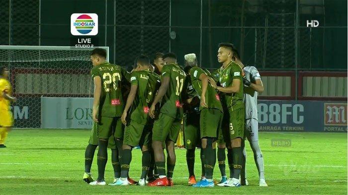 Hasil Shopee Liga 1 TIRA Persikabo Vs Bhayangkara FC - Bruno Matos Getarkan Gawang Tuan Rumah