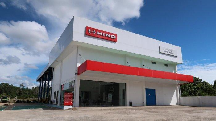 Showroom Hino Sintang berlokasi di Jalan Sintang – Pontianak KM 10, Kabupaten Sintang.