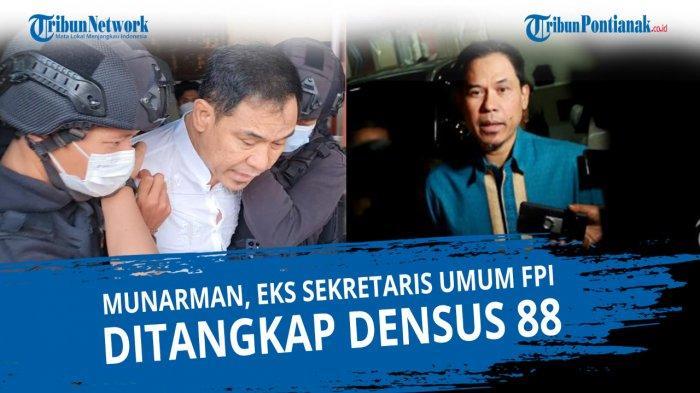 Siapa Munarman? Berikut Profil dan Sepak Terjang Mantan Petinggi FPI yang Ditangkap Densus 88