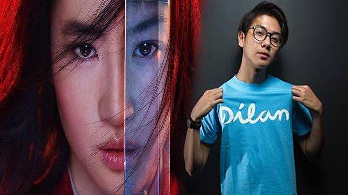 Siapa Sangka Liu Yifei Pemeran Film Mulan Dekat dengan Iqbaal Ramadhan, Ini Buktinya!